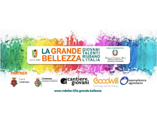 Riusiamo l'Italia: Seminario di avvio del progettoLa Grande Bellezza